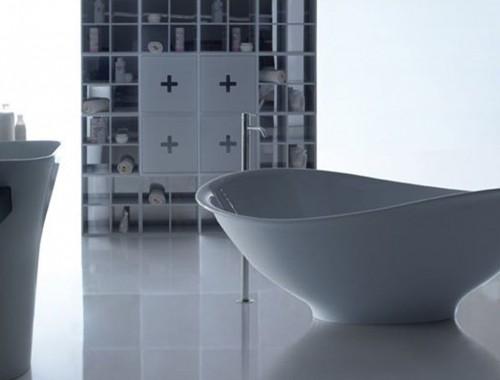 Ceramica galassia meg11 vasca da bagno - Vasca da bagno ceramica ...