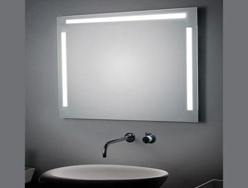 Koh i noor led tre luci specchio illuminazione laterale e - Specchio con luci ...