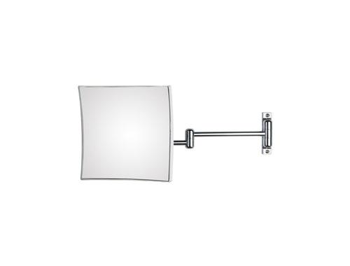 Koh i noor quadrolo specchio ingranditore quadrato a for Specchio bagno koh i noor