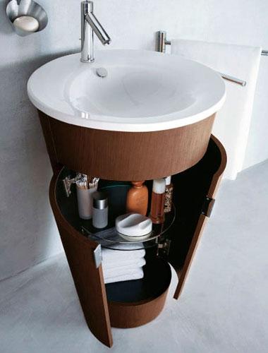 DURAVIT Starck 1 Lavabo freestanding tondo monoforo | Therapy 4 Home