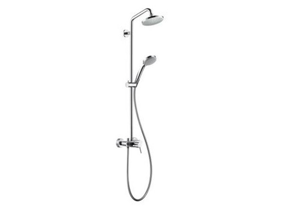 hansgrohe croma 160 mm showerpipe dn15 therapy 4 home. Black Bedroom Furniture Sets. Home Design Ideas