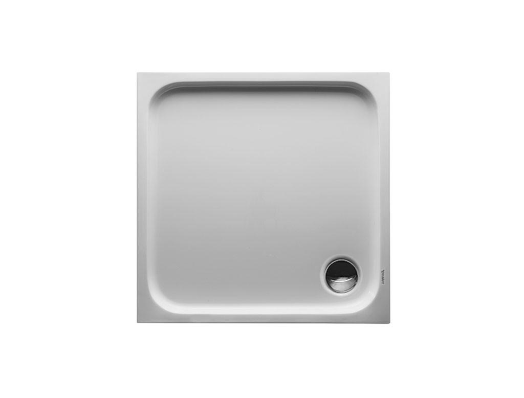 Duravit d code piatto doccia quadrato therapy 4 home - Piatto doccia duravit ...