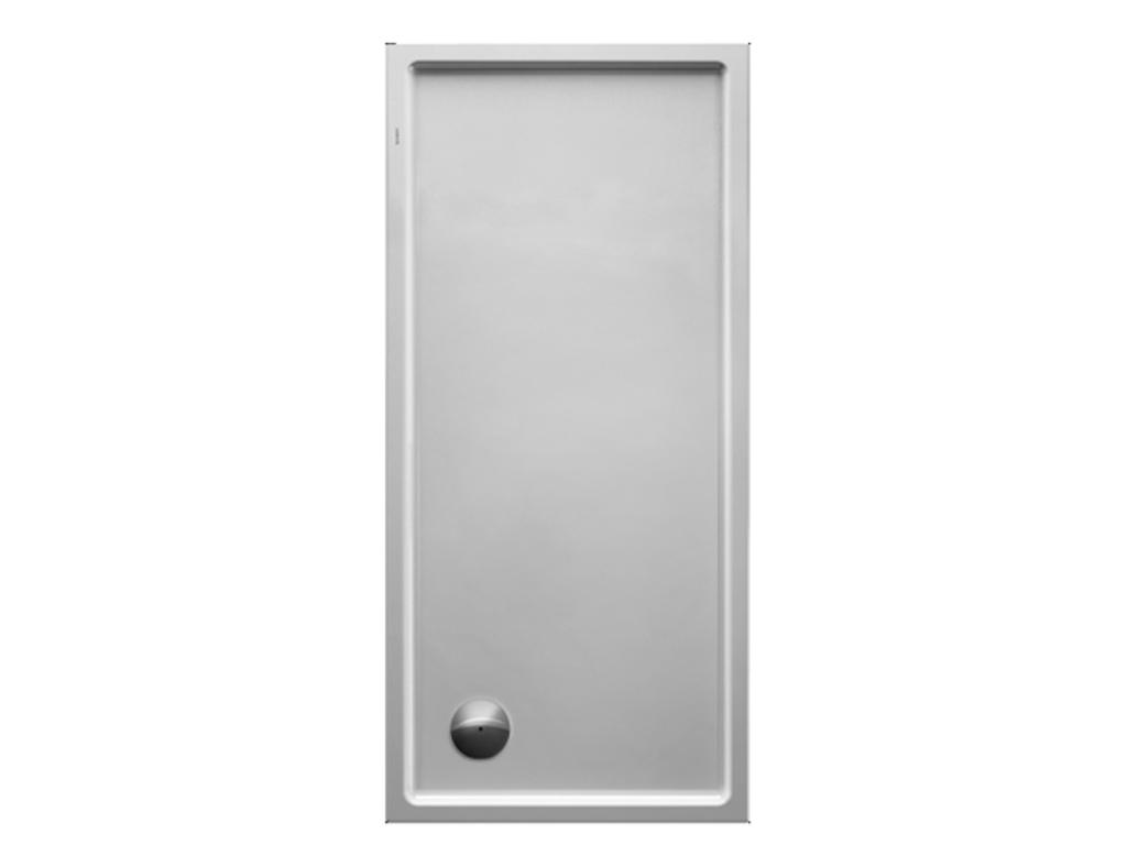 Duravit starck slimline piatto doccia rettangolare - Piatto doccia duravit ...