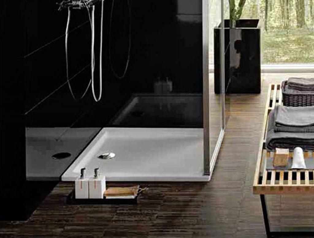 Accessori Bagno Di Marca : Pozzi ginori bianco piatto doccia quadrato therapy home