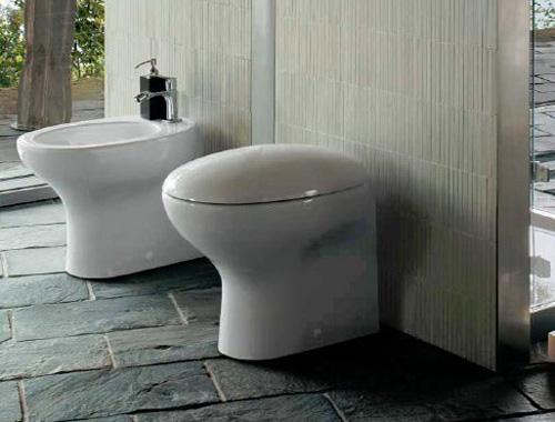 Pozzi ginori egg bidet a terra - Vasche da bagno pozzi ginori ...