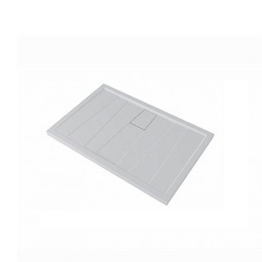 Pozzi ginori graffio piatto doccia rettangolare therapy4home - Dimensioni piatto doccia rettangolare ...
