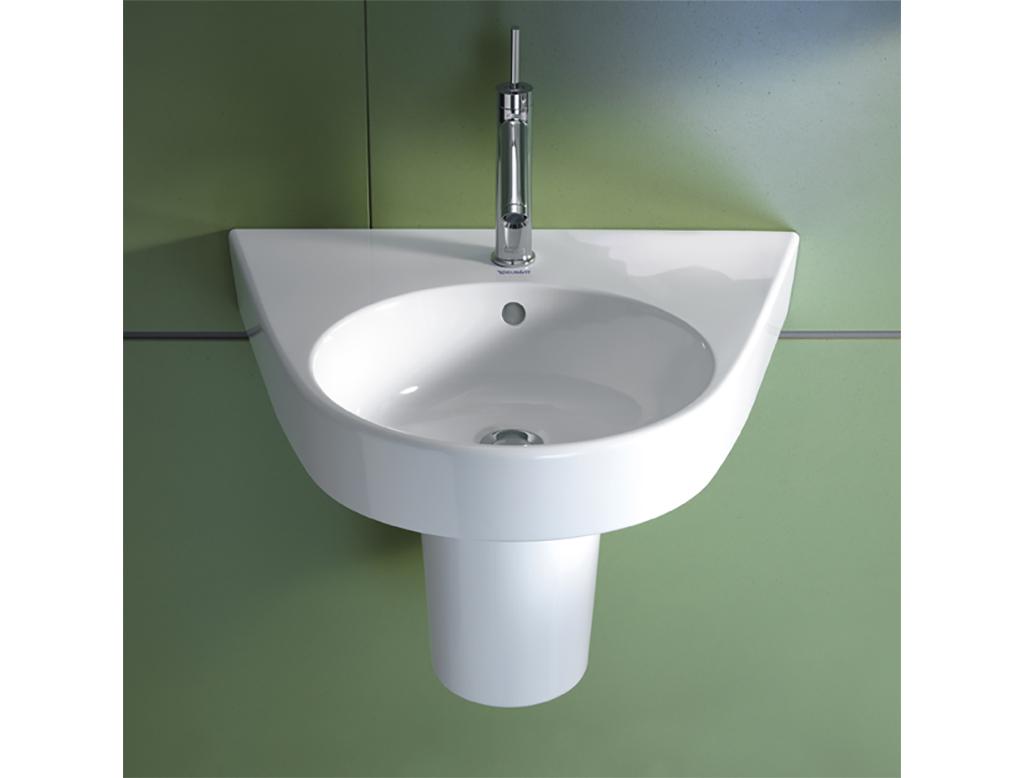 duravit starck 2 lavabo sospeso rettificato therapy 4 home. Black Bedroom Furniture Sets. Home Design Ideas