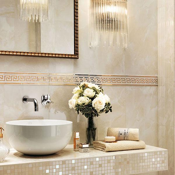 Atlas concorde rivestimenti in pasta bianca marvel - Greca per bagno ...
