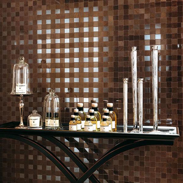 Atlas concorde rivestimenti in pasta bianca marvel decoro net mosaic therapy4home - Home design decoro shopping ...