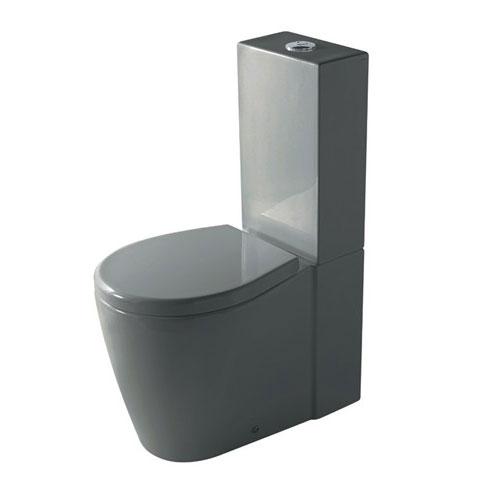 Midas Vaso monoblocco grigio