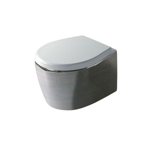 Midas Vaso Sospeso Tondo platino bianco