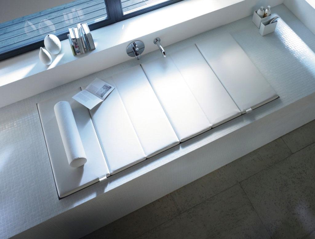 Vasche Da Bagno Incasso Duravit : Duravit sundeck vasca da interno esterno therapy home