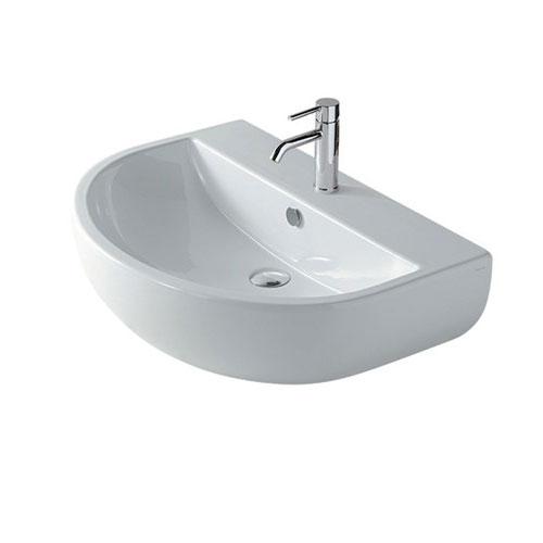 Ceramica galassia el1 lavabo sospeso monoforo therapy4home for Galassia ceramica