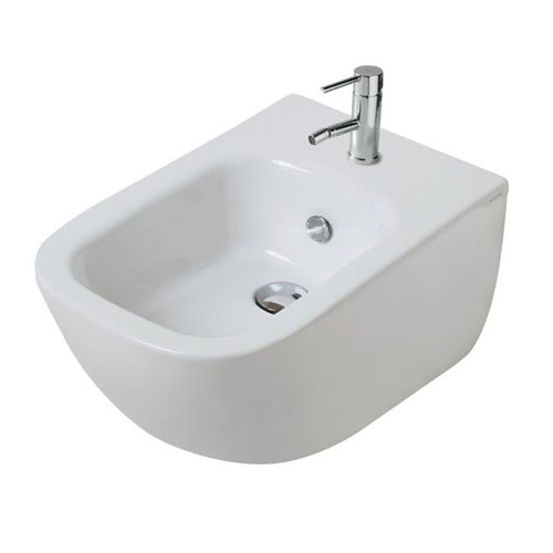 Ceramica galassia plus design bidet sospeso therapy4home for Architec bidet sospeso