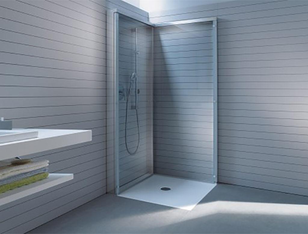 Cabine Doccia Rettangolari : Preventivo cambiare piatto doccia online habitissimo