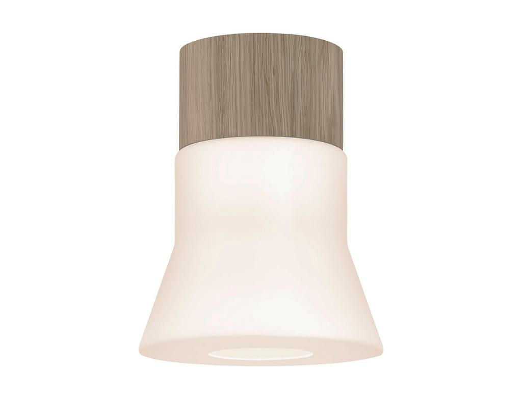Plafoniere Legno E Vetro : Zero lighting wood plafoniera in legno e vetro therapy 4 home