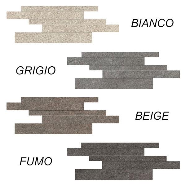 atlas concorde solution gres porcellanato colorato in massa block decoro brick therapy4home. Black Bedroom Furniture Sets. Home Design Ideas