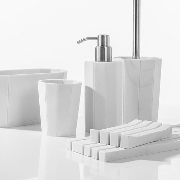 CIPì FeelGood Set bagno da appoggio bianco | Therapy4home